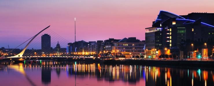 Vacanza studio di inglese a Dublino