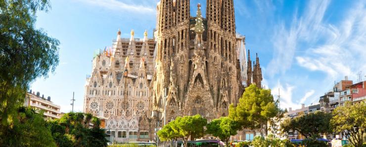 Vacanza studio di spagnolo a Barcellona